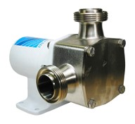 "2"" P370 'Pureflo' Hygienic Self-Priming Flexible Impeller Pedestal Pump"